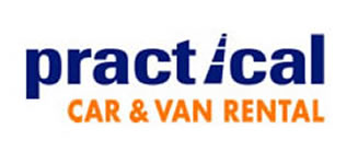 Practical Car & Van Rental Logo